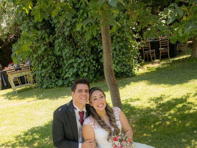 El matrimonio de Sebastian y Javiera en Calera de Tango, Maipo 119