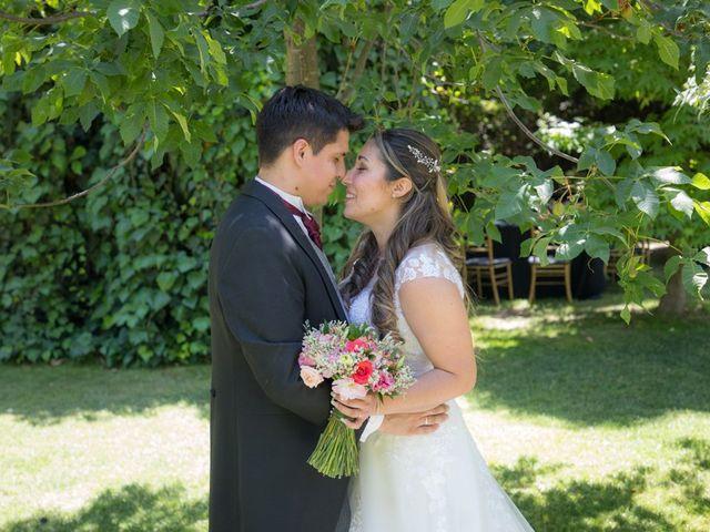 El matrimonio de Sebastian y Javiera en Calera de Tango, Maipo 122