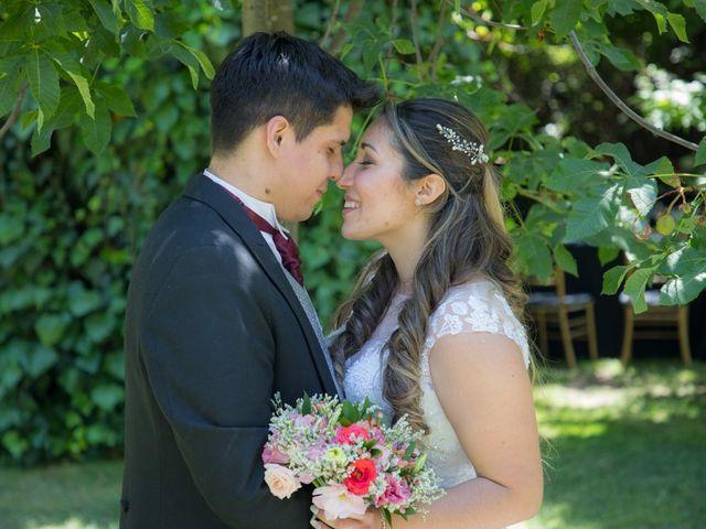 El matrimonio de Sebastian y Javiera en Calera de Tango, Maipo 123