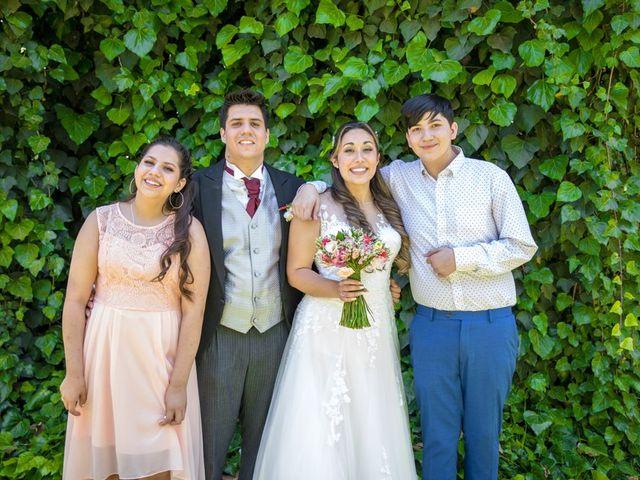 El matrimonio de Sebastian y Javiera en Calera de Tango, Maipo 130