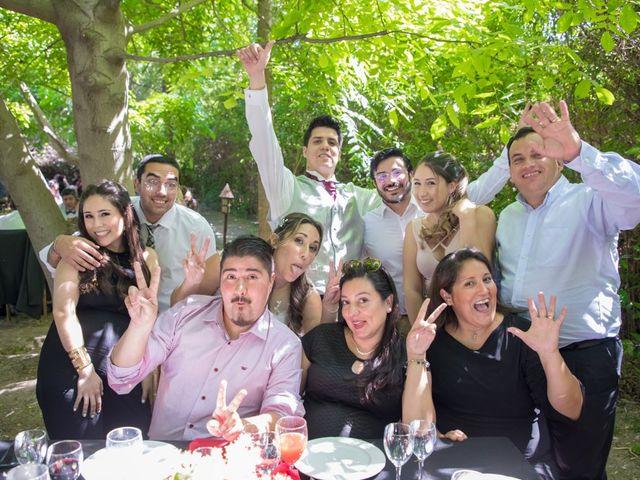 El matrimonio de Sebastian y Javiera en Calera de Tango, Maipo 135