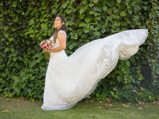 El matrimonio de Sebastian y Javiera en Calera de Tango, Maipo 149