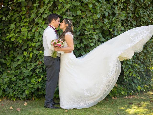 El matrimonio de Sebastian y Javiera en Calera de Tango, Maipo 150