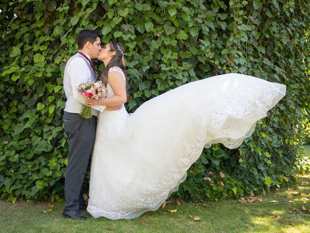 El matrimonio de Sebastian y Javiera en Calera de Tango, Maipo 151