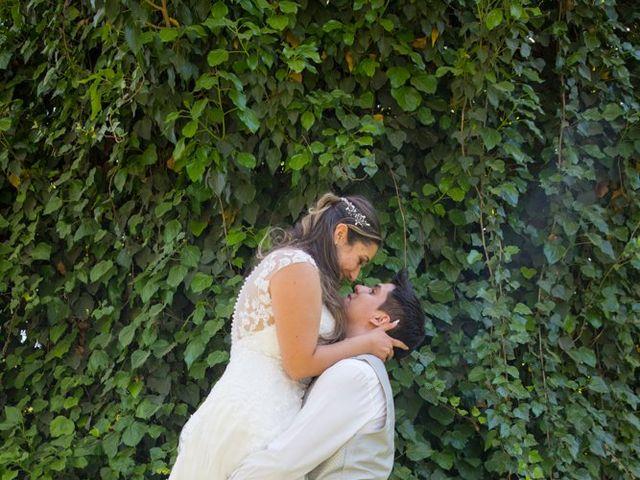 El matrimonio de Sebastian y Javiera en Calera de Tango, Maipo 153