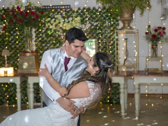 El matrimonio de Sebastian y Javiera en Calera de Tango, Maipo 155