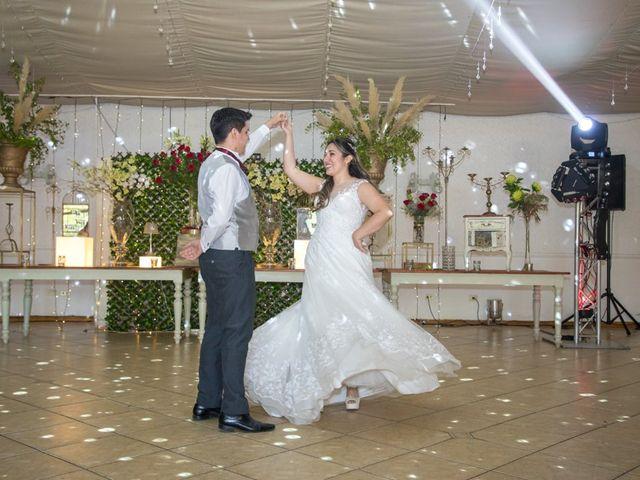 El matrimonio de Sebastian y Javiera en Calera de Tango, Maipo 156