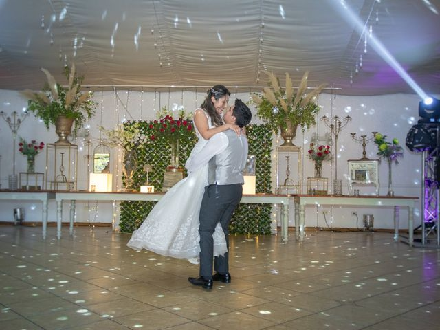 El matrimonio de Sebastian y Javiera en Calera de Tango, Maipo 157