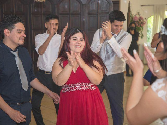 El matrimonio de Sebastian y Javiera en Calera de Tango, Maipo 162