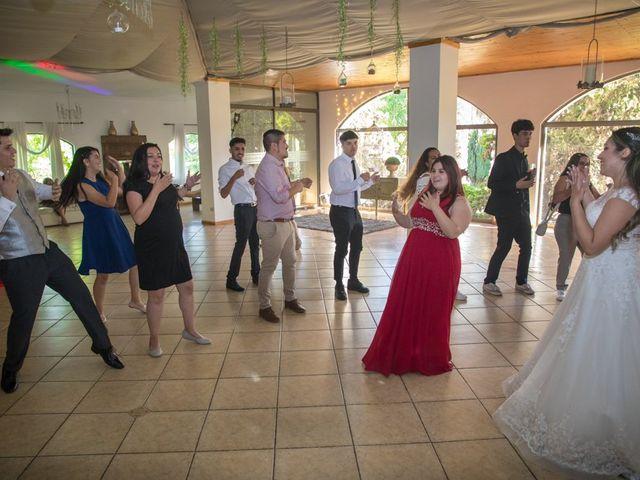 El matrimonio de Sebastian y Javiera en Calera de Tango, Maipo 164