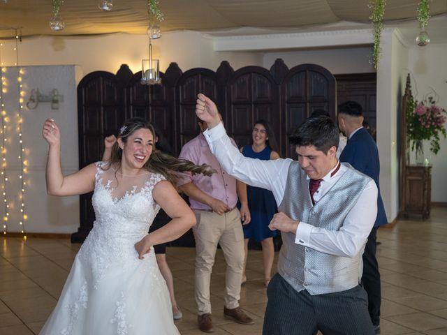 El matrimonio de Sebastian y Javiera en Calera de Tango, Maipo 167