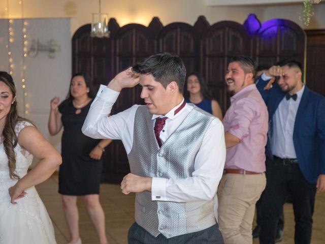 El matrimonio de Sebastian y Javiera en Calera de Tango, Maipo 168