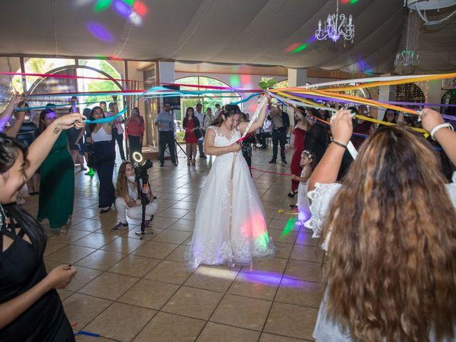 El matrimonio de Sebastian y Javiera en Calera de Tango, Maipo 174