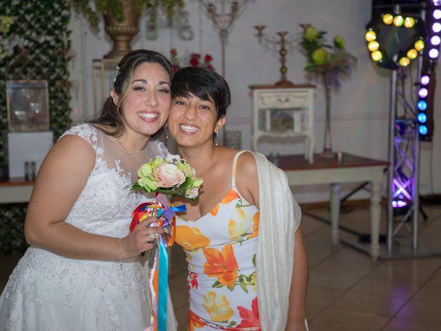 El matrimonio de Sebastian y Javiera en Calera de Tango, Maipo 177