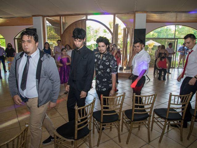 El matrimonio de Sebastian y Javiera en Calera de Tango, Maipo 180