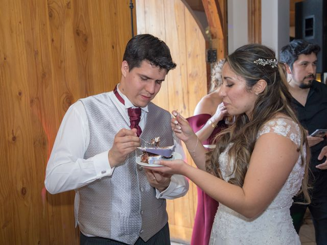 El matrimonio de Sebastian y Javiera en Calera de Tango, Maipo 190