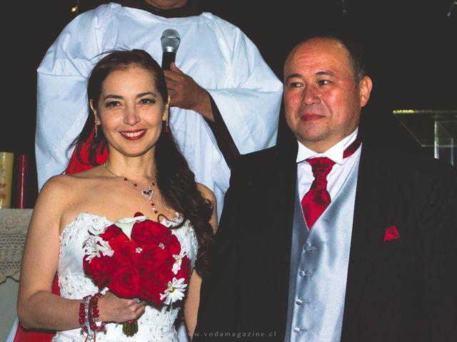 El matrimonio de Fabiola y Patricio
