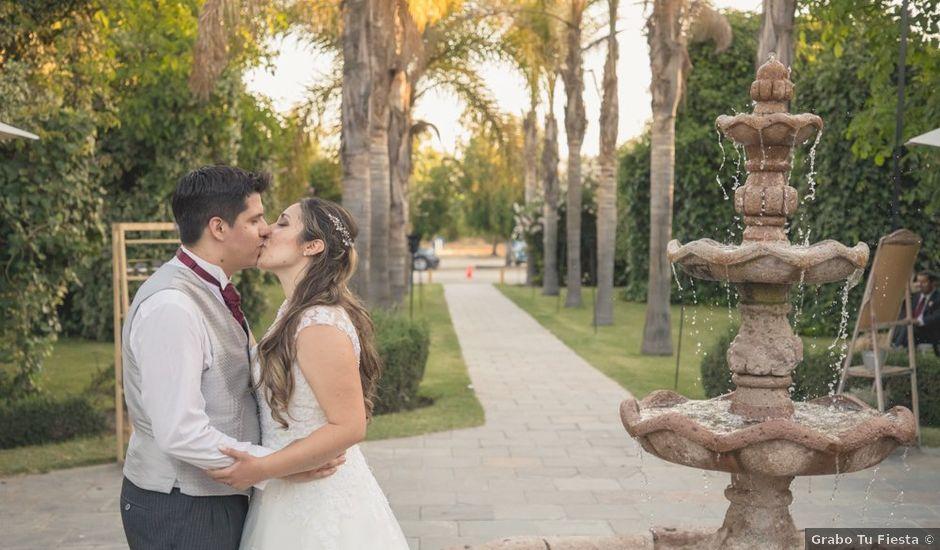 El matrimonio de Sebastian y Javiera en Calera de Tango, Maipo