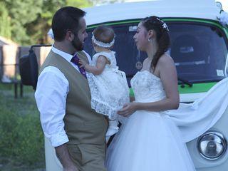 El matrimonio de Nancy  y Ignacio 3