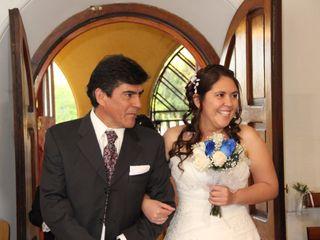 El matrimonio de Graciela y Guillermo 1