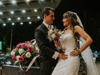 El matrimonio de Susana y Claudio