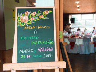 El matrimonio de Valeria y Mario 2
