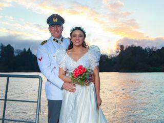 El matrimonio de Valeria y Mario