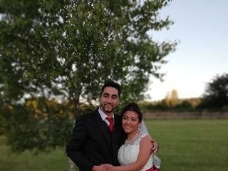 El matrimonio de Luis y Cynthia 1