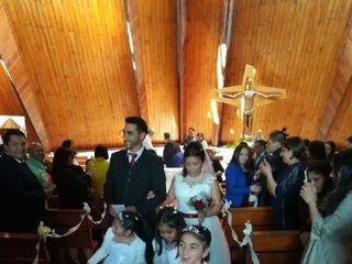 El matrimonio de Luis y Cynthia 2