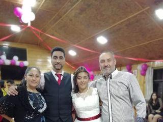 El matrimonio de Luis y Cynthia 3