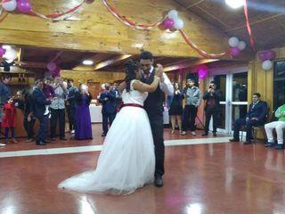 El matrimonio de Luis y Cynthia