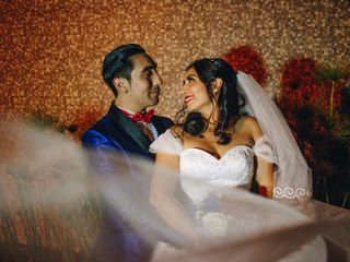 El matrimonio de Veronica y Frans