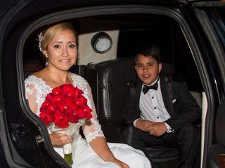 El matrimonio de Jessica y Gabriel 2