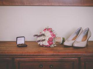 El matrimonio de Yinela y Cristóbal 1