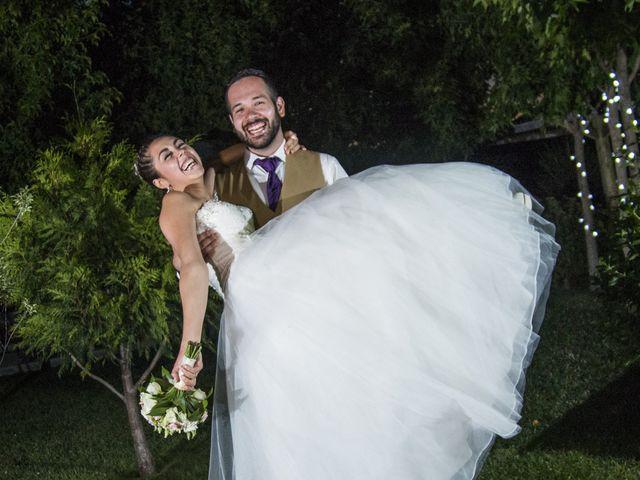 El matrimonio de Nancy  y Ignacio