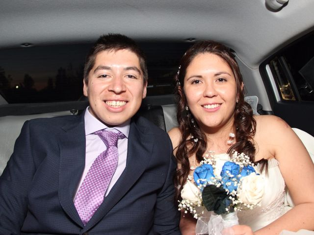 El matrimonio de Graciela y Guillermo