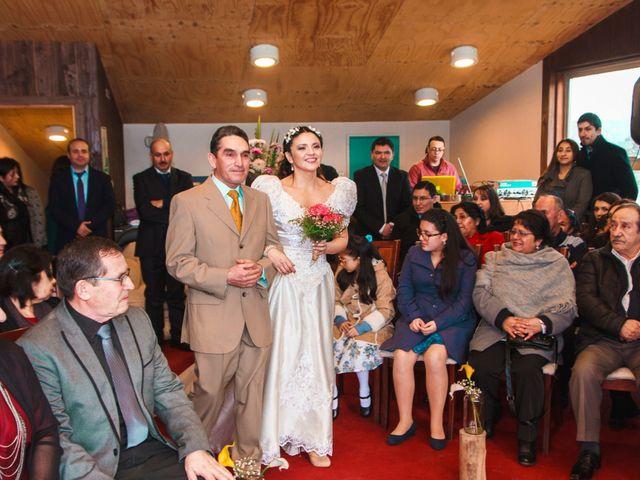 El matrimonio de Mario y Valeria en Valdivia, Valdivia 8