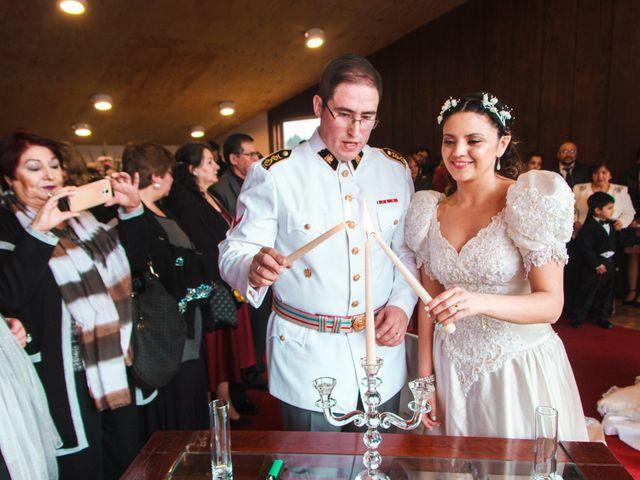 El matrimonio de Mario y Valeria en Valdivia, Valdivia 17