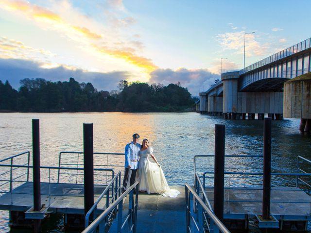 El matrimonio de Mario y Valeria en Valdivia, Valdivia 1