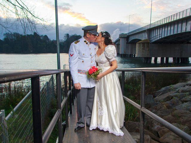 El matrimonio de Mario y Valeria en Valdivia, Valdivia 26