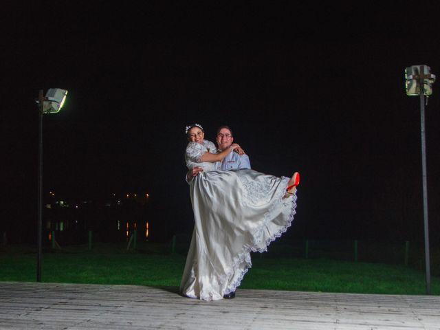 El matrimonio de Mario y Valeria en Valdivia, Valdivia 45