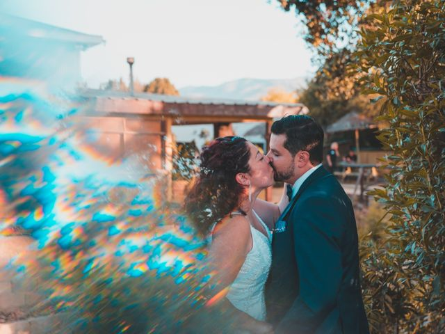El matrimonio de Paulina y Ivan
