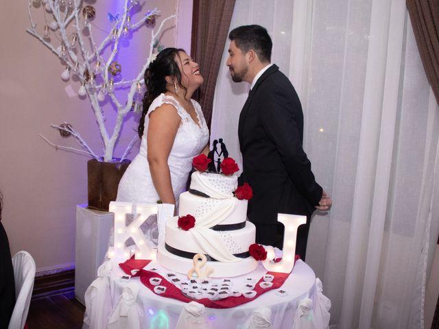 El matrimonio de José y Kristel en Valparaíso, Valparaíso 15