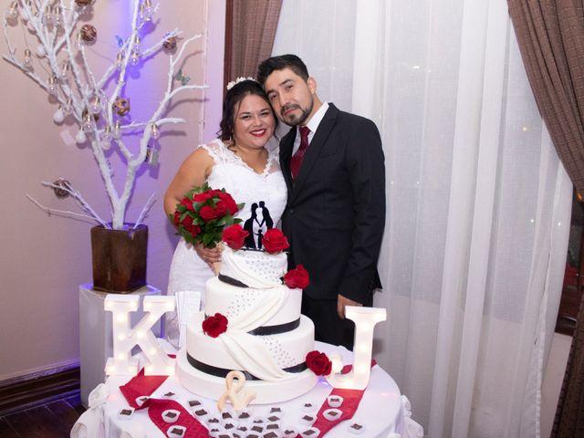 El matrimonio de José y Kristel en Valparaíso, Valparaíso 16