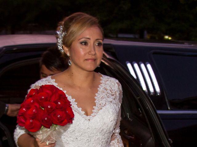 El matrimonio de Gabriel y Jessica en Las Condes, Santiago 5