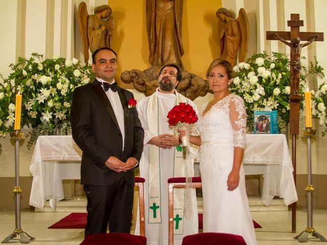 El matrimonio de Gabriel y Jessica en Las Condes, Santiago 7