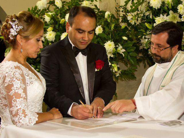 El matrimonio de Gabriel y Jessica en Las Condes, Santiago 14