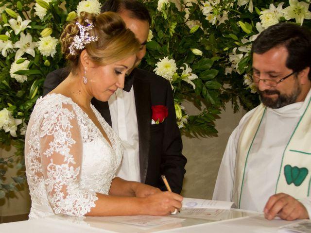 El matrimonio de Gabriel y Jessica en Las Condes, Santiago 15