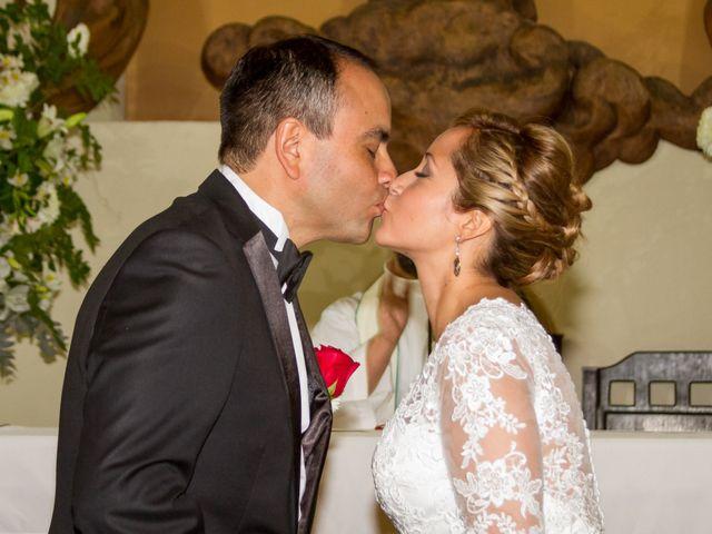 El matrimonio de Gabriel y Jessica en Las Condes, Santiago 16