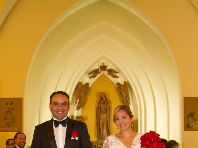 El matrimonio de Gabriel y Jessica en Las Condes, Santiago 17